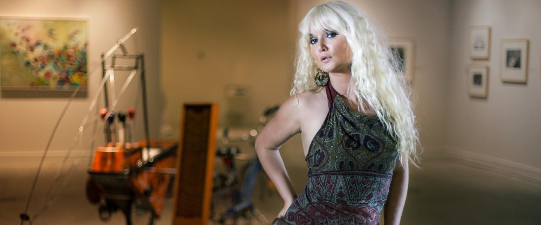 Model: Kristine Ker Stylist: Amanda Swafford